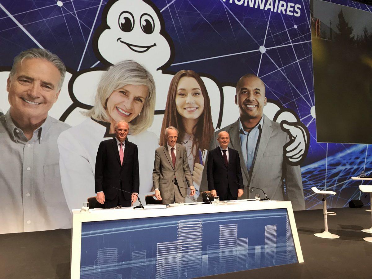 Michelin: Les dirigeants du Groupe revoient leur rémunération à la baisse