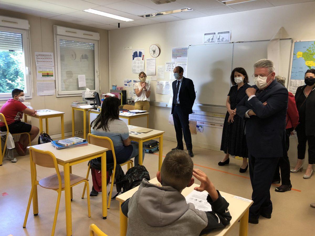 Déconfinement | Réouverture des collèges du Puy-de-Dôme