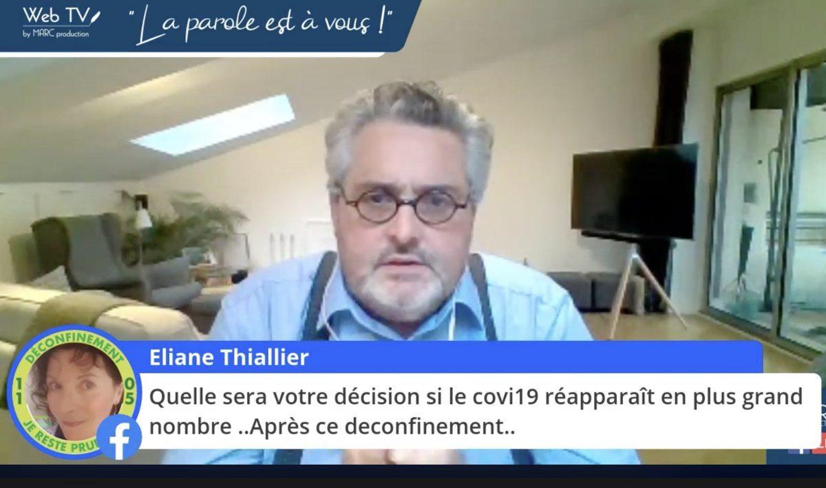 11 mai  | Le maire de Clermont-Ferrand dévoile son plan de déconfinement
