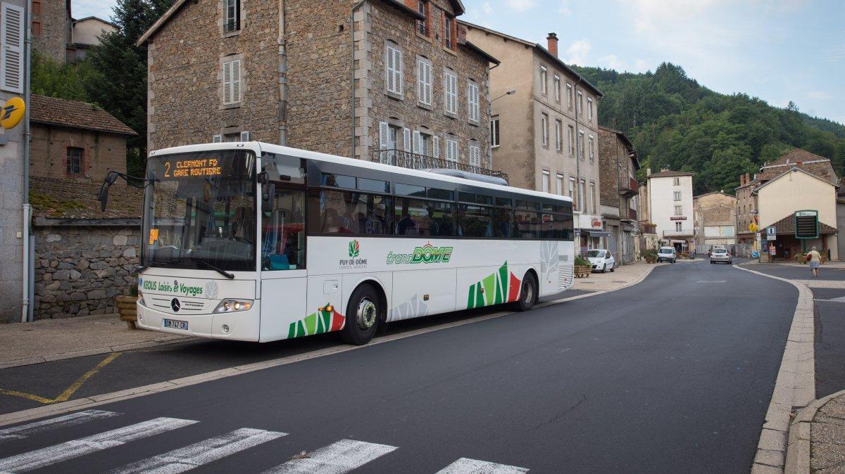 Puy-de-Dôme | Reprise des transports interurbains et scolaires
