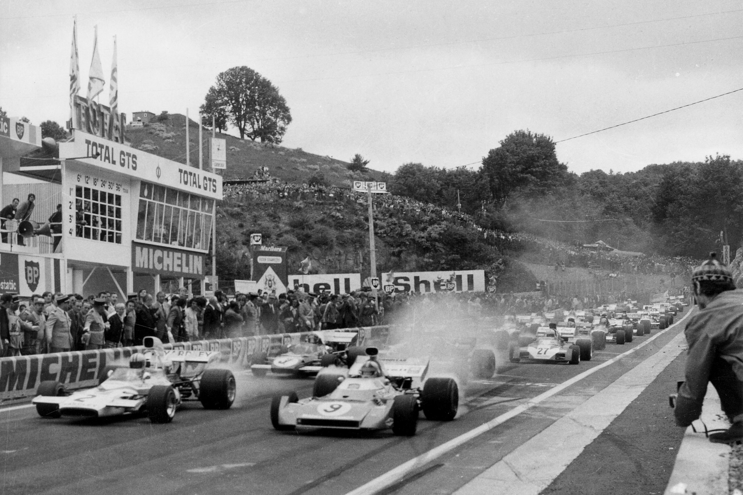 1972-Grand-Prix-F1-Départ
