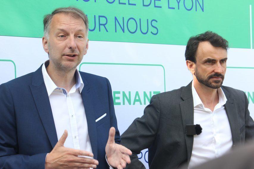Élections  | Les verts gagnent la ville et la métropole à Lyon