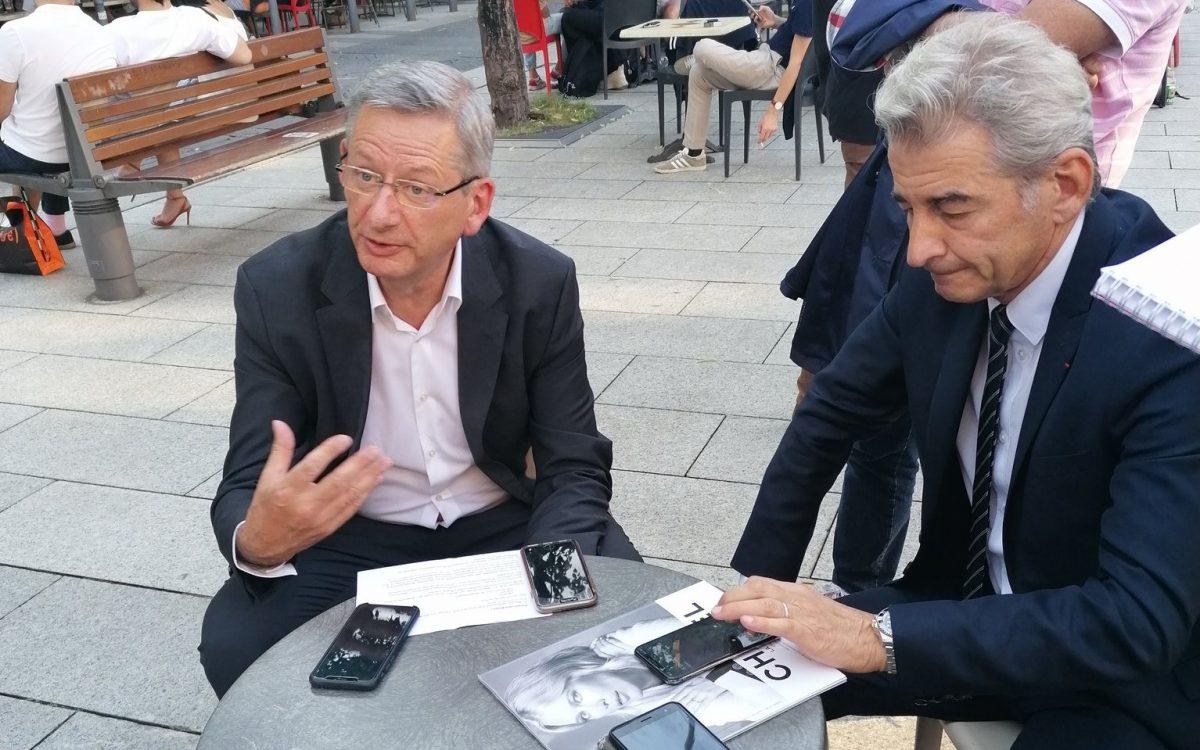 Municipales | Fusion des listes LR-LREM à Clermont-Ferrand