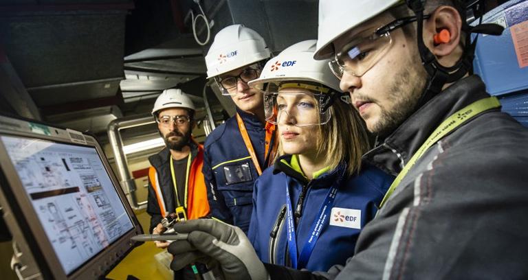 Reprise d'activité | EDF enrichit son offre de services