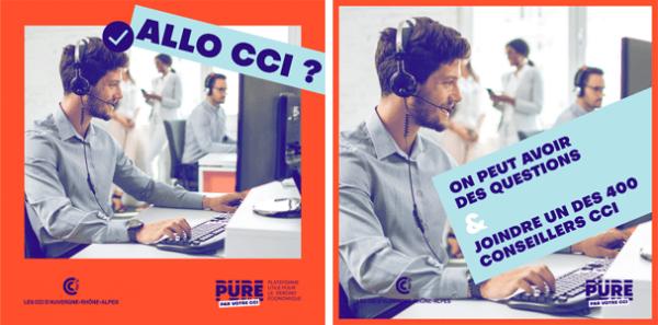 Commerce | L'offre des CCI d'Auvergne-Rhône-Alpes pour rebondir