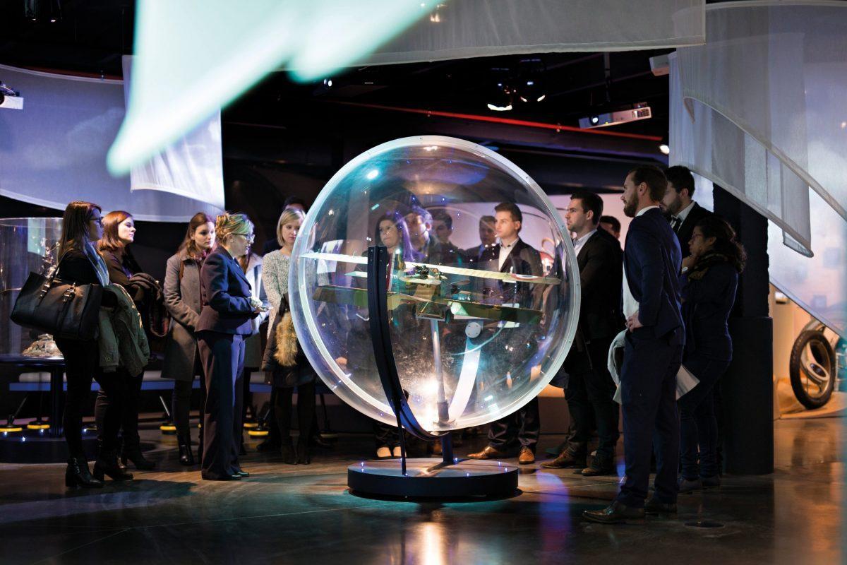 Loisirs  | L'Aventure Michelin renouvelle ses spectacles