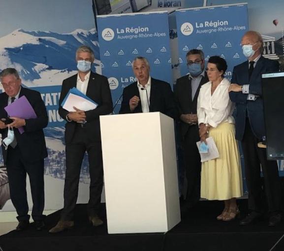 Aérien  | Le désintérêt d'Air France comblé par Regourd Aviation