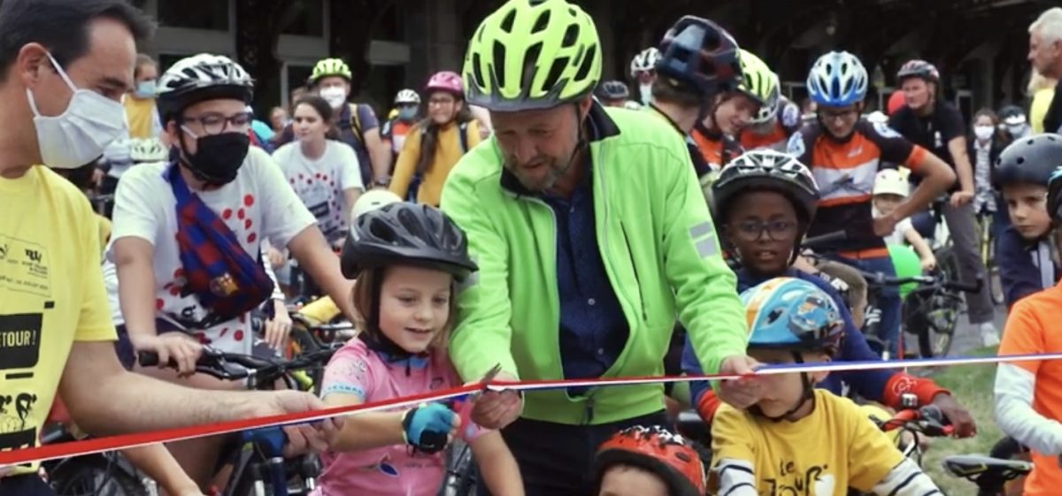 Tour de France | Châtel-Guyon en fête