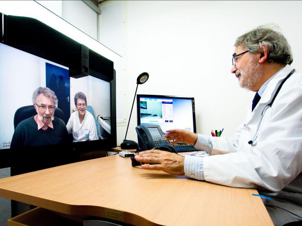 Téléconsultation | Les diagnostics médicaux par visio se multiplient