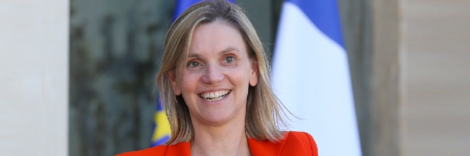 Témoignage | La Ministre de l'industrie à la Grande Soirée de l'éco