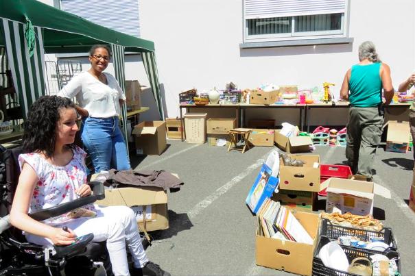 Evènement | Une brocante organisée par APF France Handicap