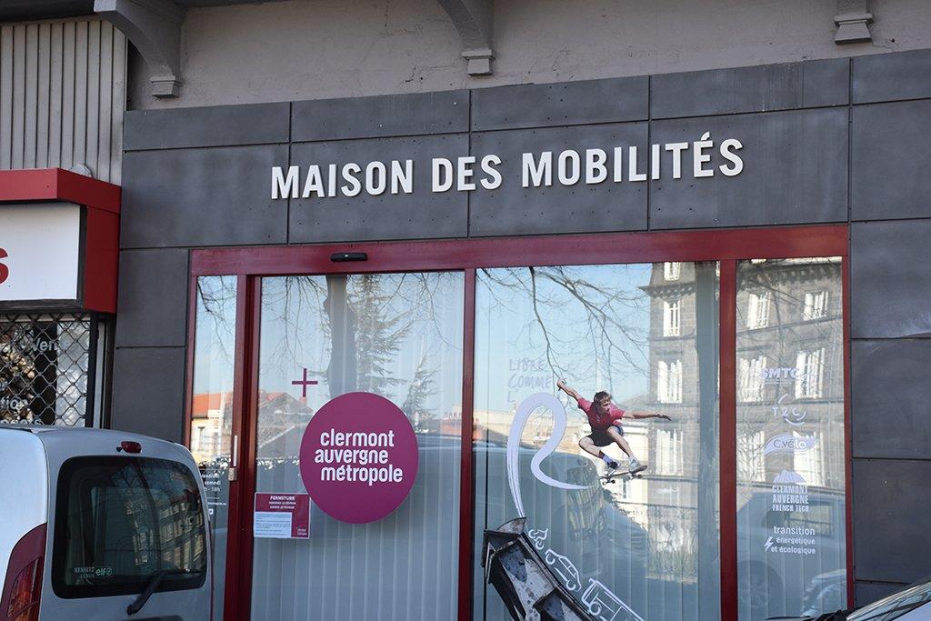 OrbiMob' Clermont Auvergne | Lancement du 2 au 6 novembre