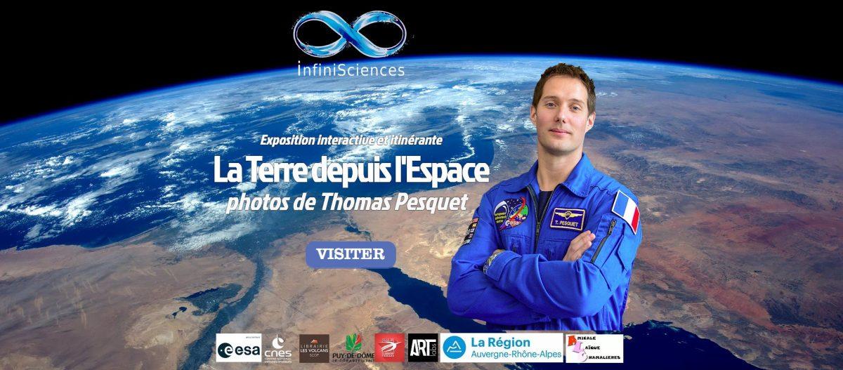 Fête de la Science | La Terre depuis l'espace