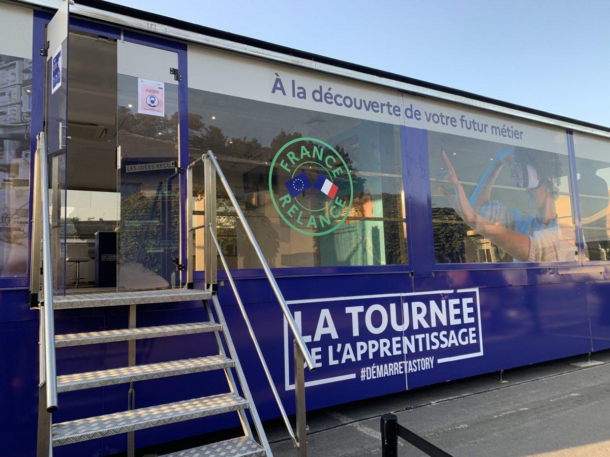 Emploi   La Tournée de l'Apprentissage en Essonne