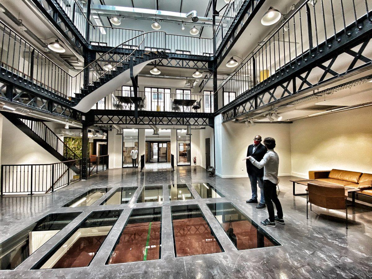 La Manufacture | Un écosystème collaboratif au cœur de Paris