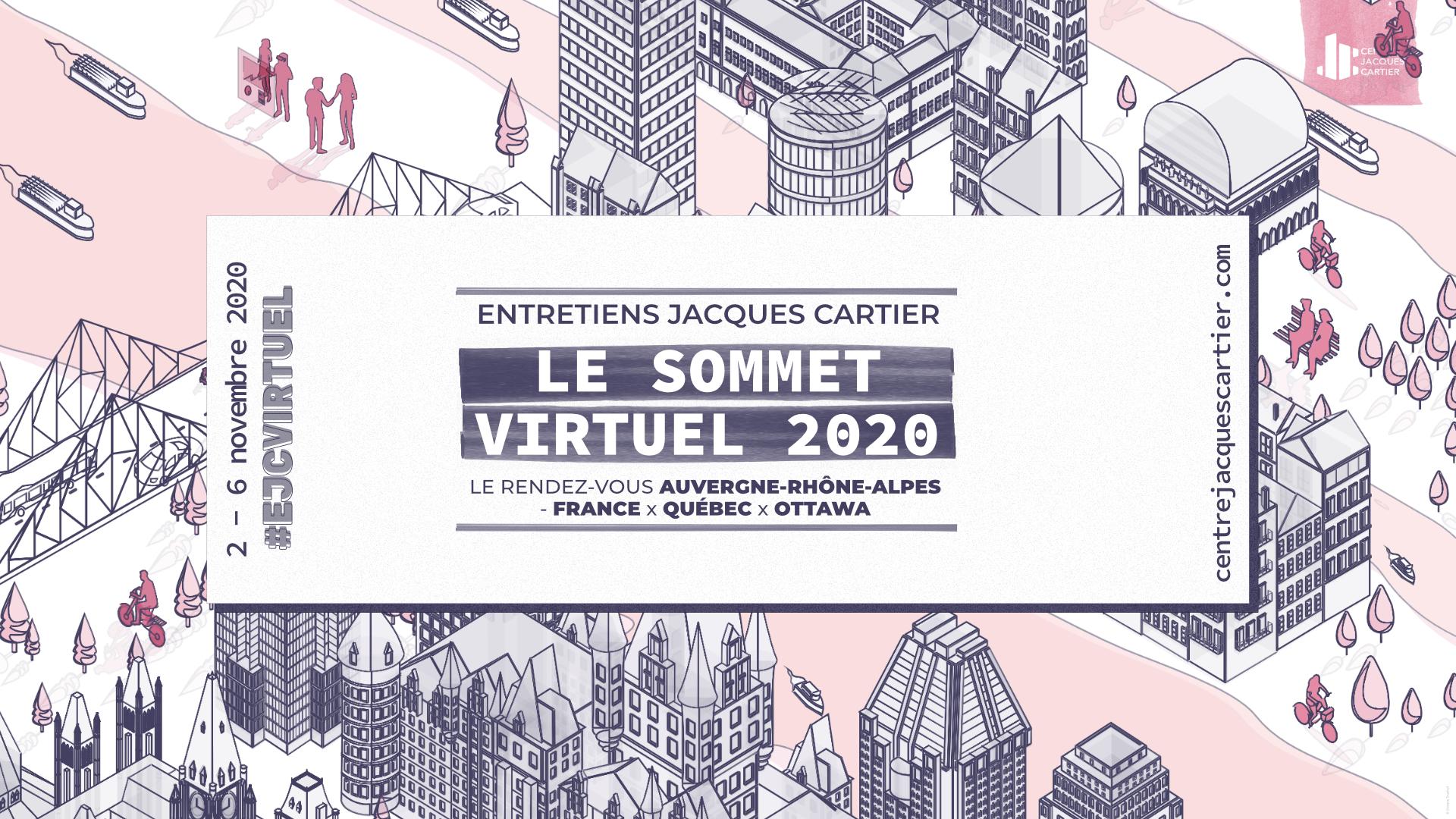 Évènement | Les entretiens Jacques Cartier à Clermont-Ferrand