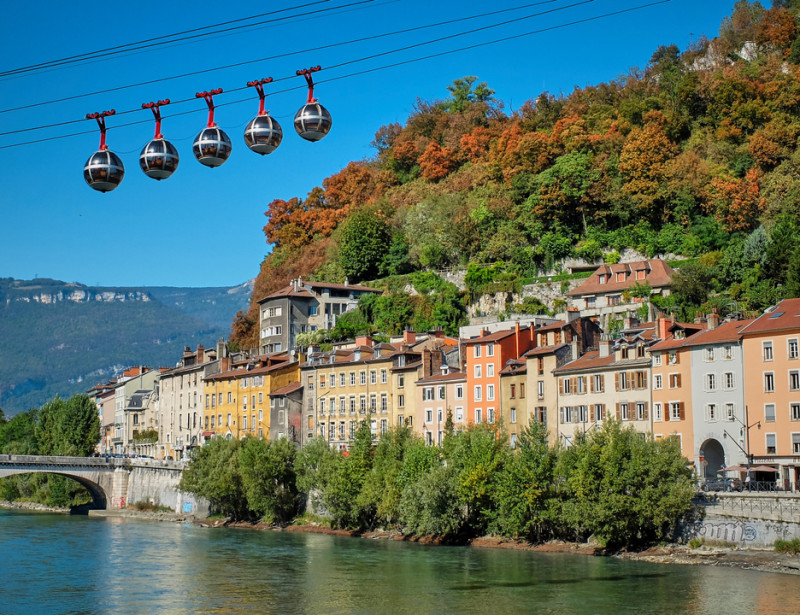 Grenoble   Capitale verte européenne 2022, c'est gagné !