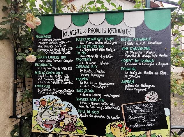 Consommer local | Les Rencontres professionnelles de l'alimentationen Livradois-Forez