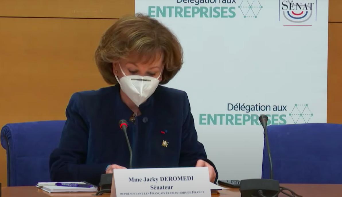 Commerce extérieur | Le Sénat propose des aides aux EFE