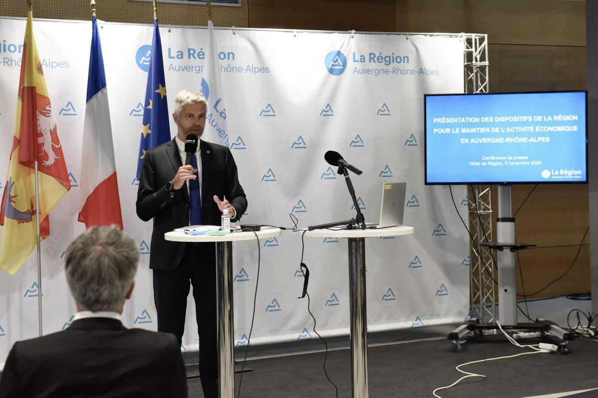 Un plan d'accompagnement pour le commerce en ligne en Auvergne-Rhône-Alpes