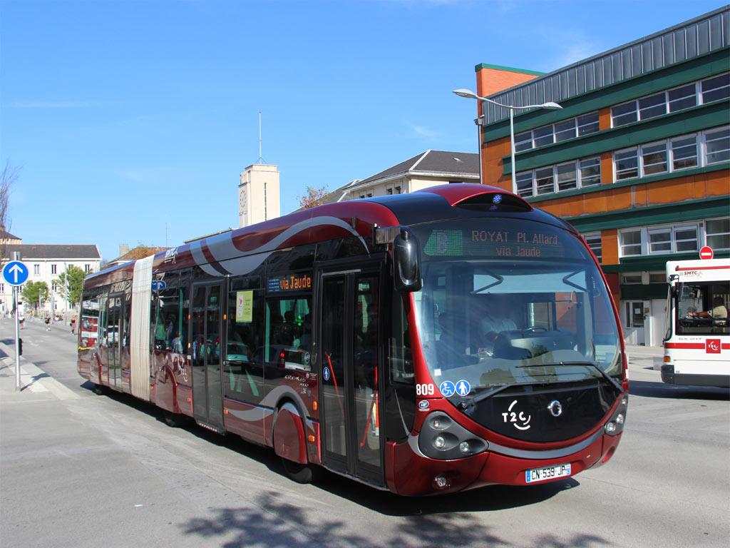 InspiRe | Pour une mobilité plus écologique à Clermont-Ferrand