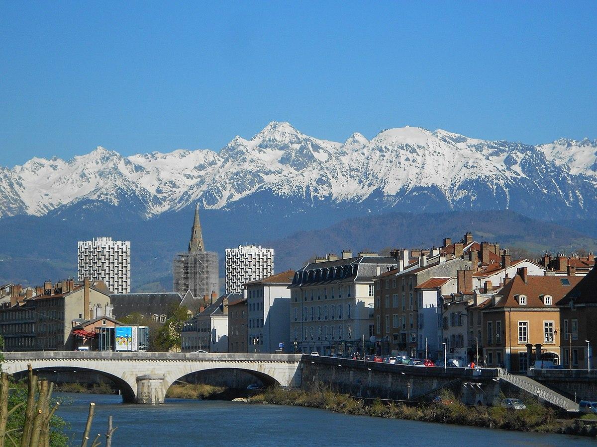 Attractivité | Grenoble, 7ème ville au classement général