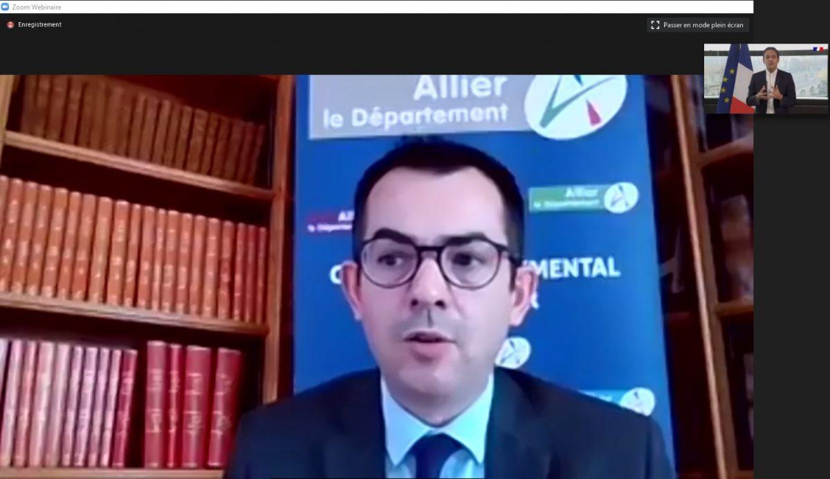 Allier | Retour sur la stratégie départementale d'inclusion numérique