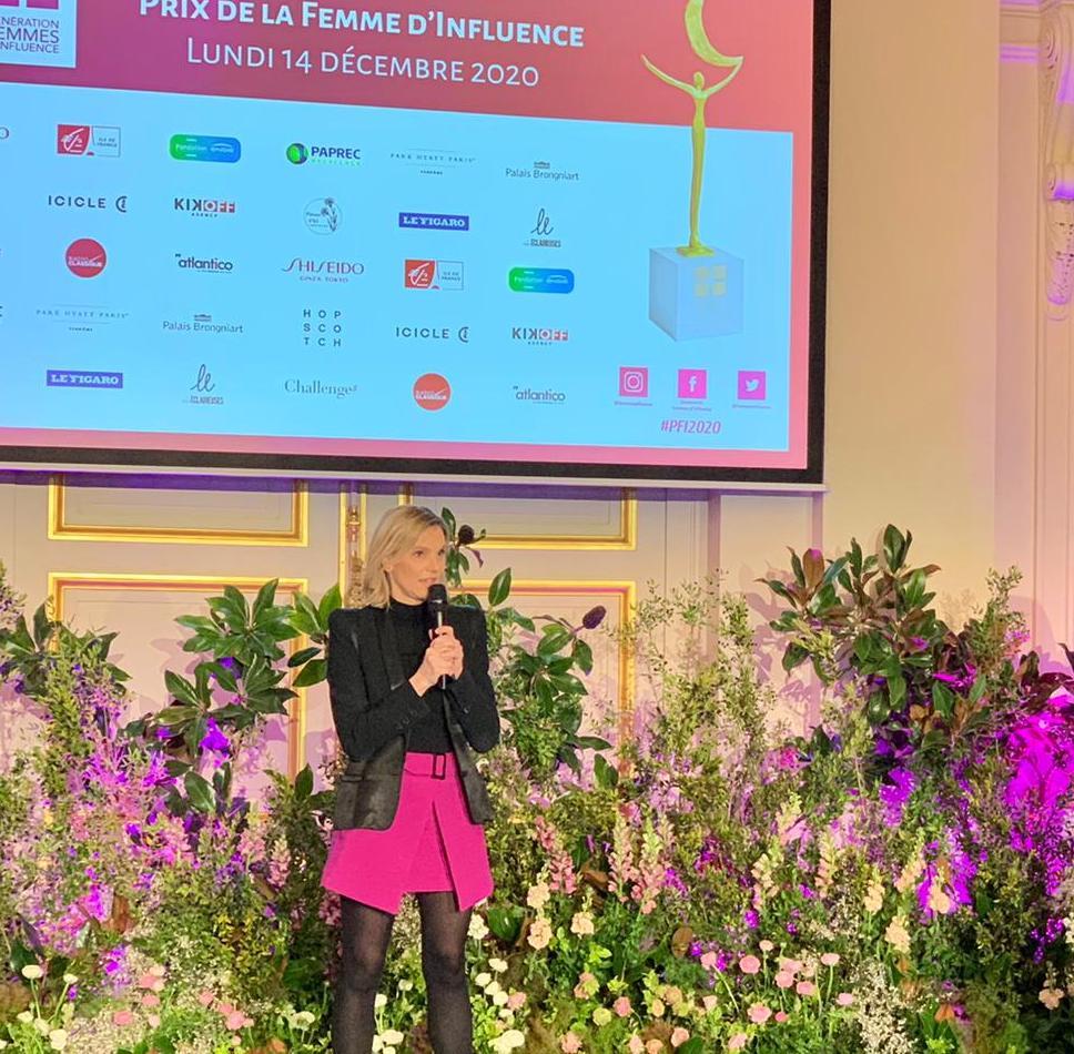 Politique | Agnès Pannier-Runacher, Femme d'Influence Politique de l'année