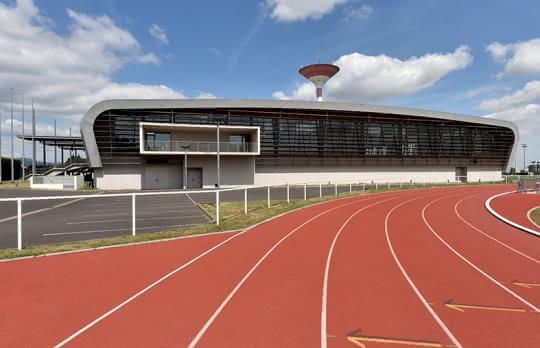 Paris 2024 | Clermont-Ferrand, Centre de préparation aux Jeux