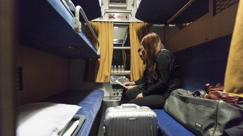 Mobilité | Qu'en est-il des trains de nuit?