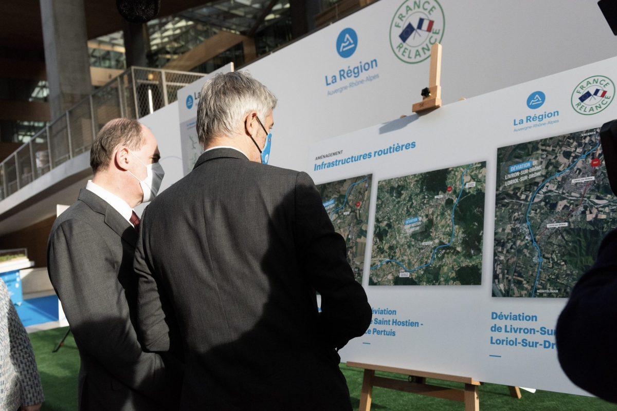 Plan de Relance | 3 milliards d'euros d'investissements pour la Région