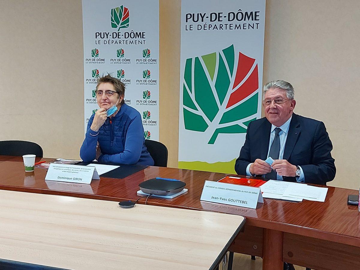 Transition écologique | Le Puy-de-Dôme met en place son Master Plan