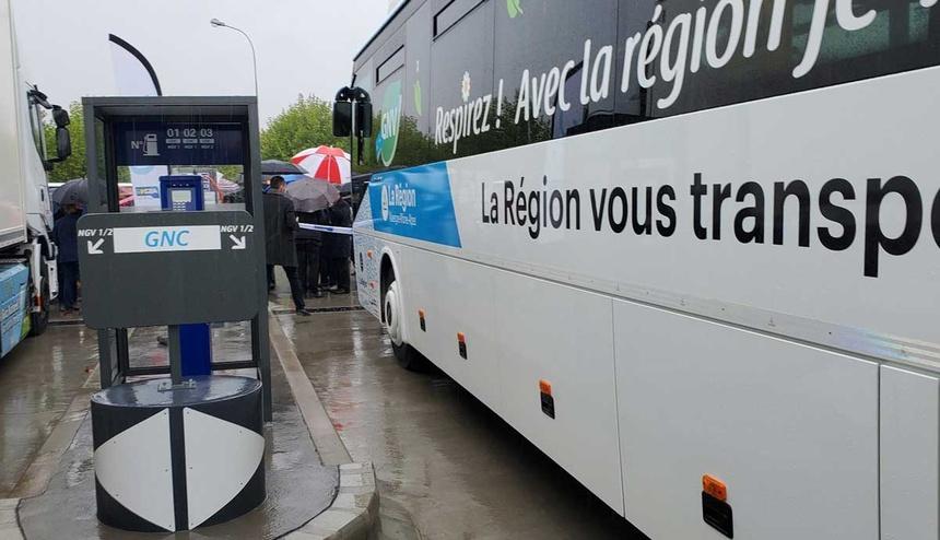 Appel à projets   Déploiement de la mobilité BioGNV en Auvergne-Rhône-Alpes