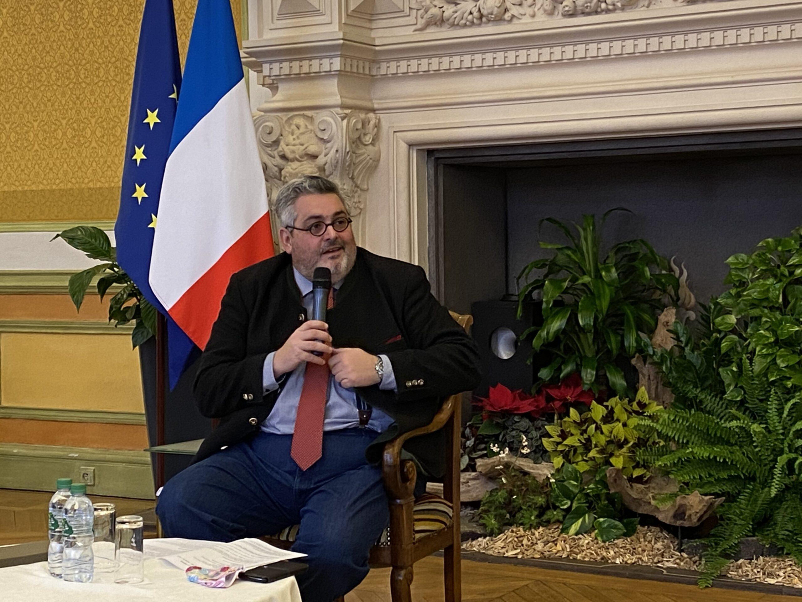 voeux Olivier Bianchi