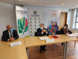 Habitat | Partenariat entre le Conseil départemental et Ophis