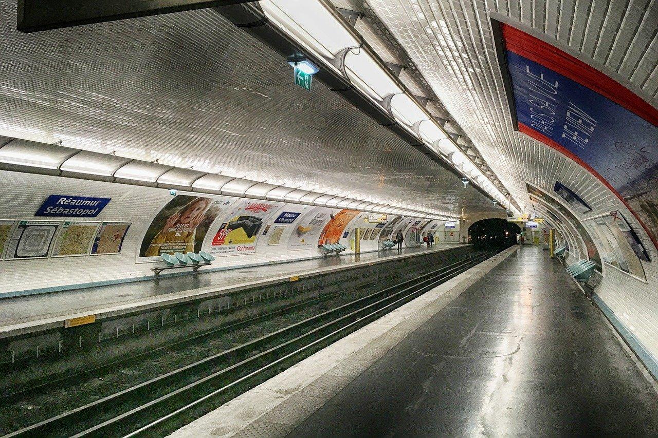 Ile-de-France | Des investissements pour la qualité de l'air dans le métro