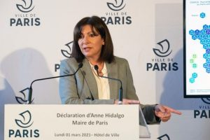 Covid-19 | Anne Hidalgo s'oppose au confinement le week-end
