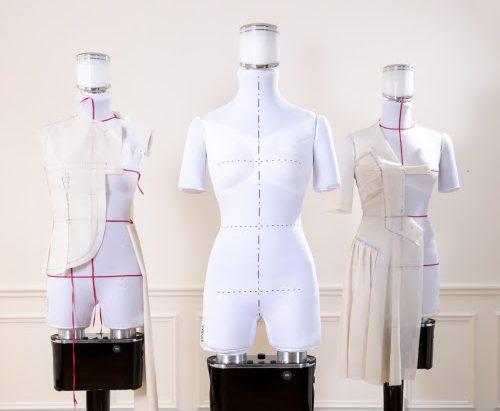 Euveka | Des mannequins robots-évolutifs connectés