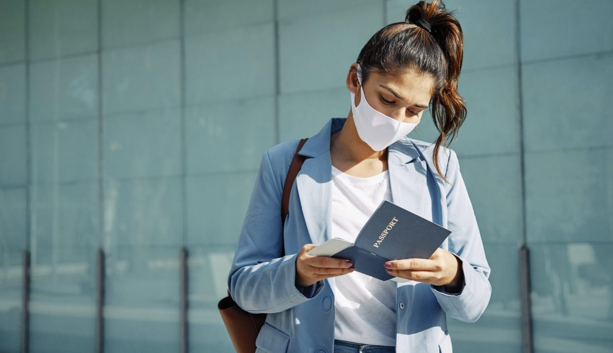 TousAntiCovid  Vers un passeport sanitaire?