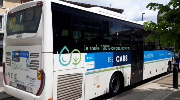 Mobilité | Transdev Rhône-Alpes renouvelle ses contrats