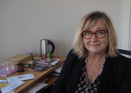 Orange| France Heringer: nouvelle directrice d'Orange Grand Sud Est