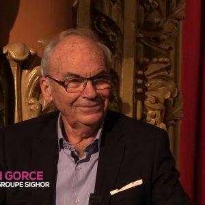 Lever de Rideau | Bernard Gorce, l'humilité à la tête de SIGHOR