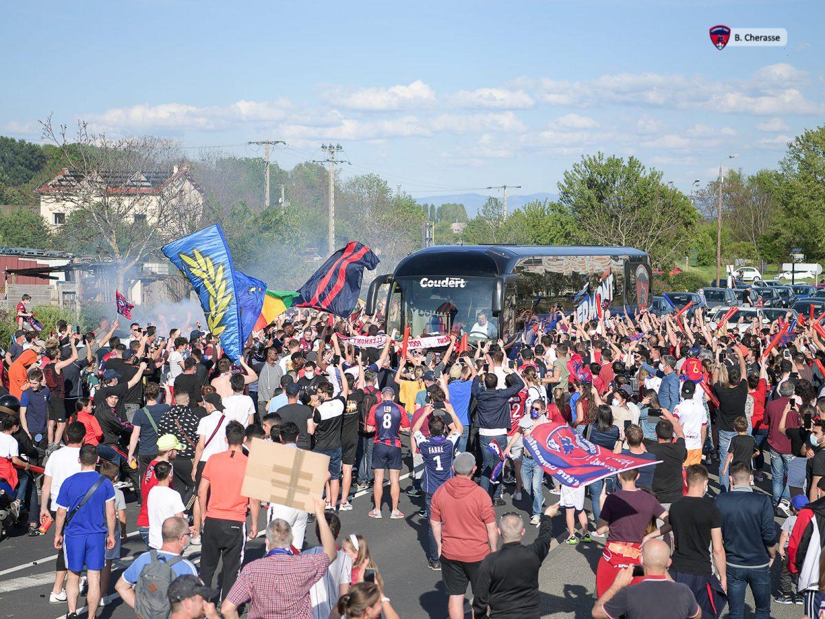 Sport | Les portes de la Ligue 1 s'ouvrent au Clermont Foot
