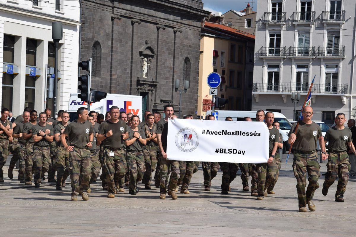JNBAT   Honorer ensemble les blessés de l'armée de Terre