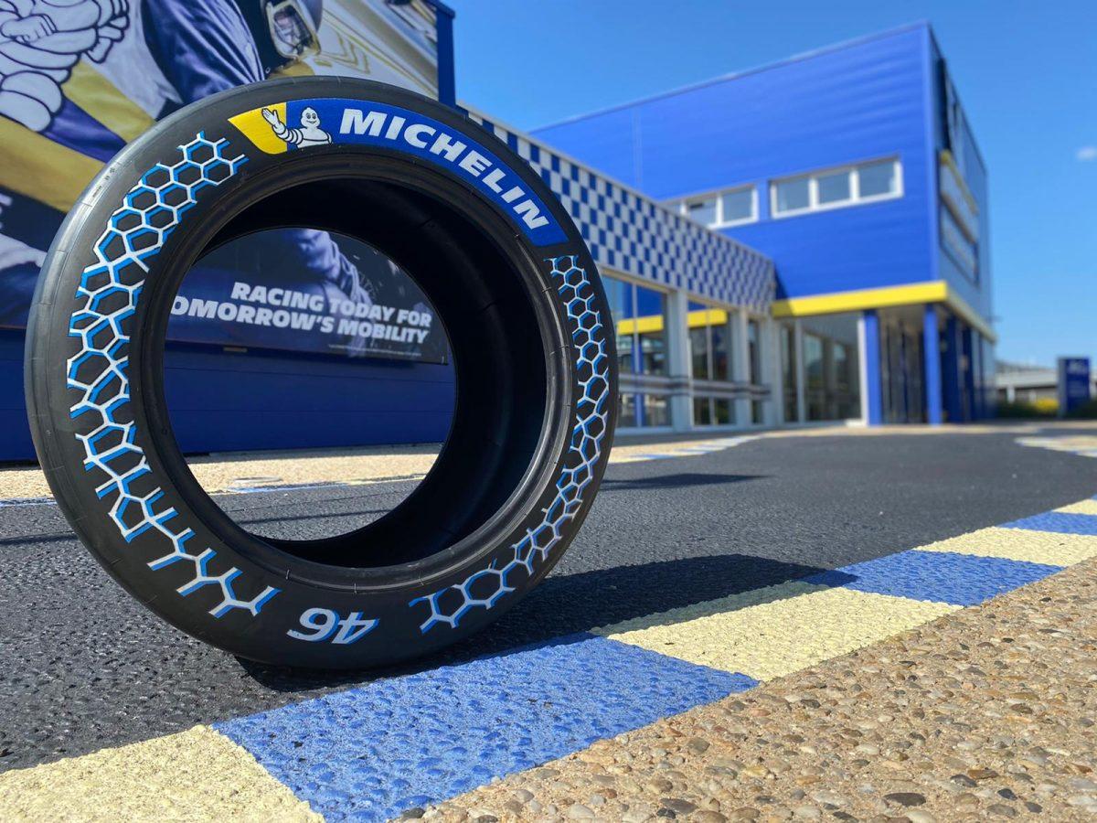 Movin'On 2021 | Michelin présente ses deux innovations