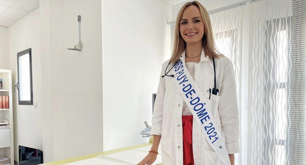 Interview   Anaïs Werestchak, Médecin et Miss Puy-de-Dôme