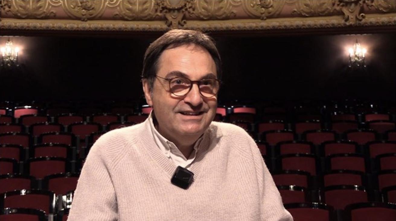 Interview | Jean-Marc Grangier dans Lever de Rideau