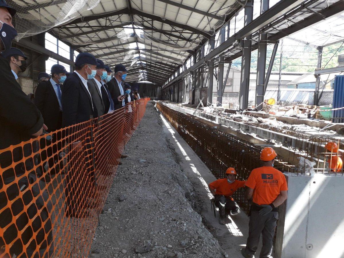 Alstom | 1,4 million d'euros pour le site au Cheylas