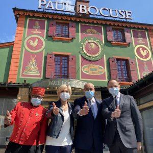 Culture | Goutez Voir fait sa dernière chez Paul Bocuse