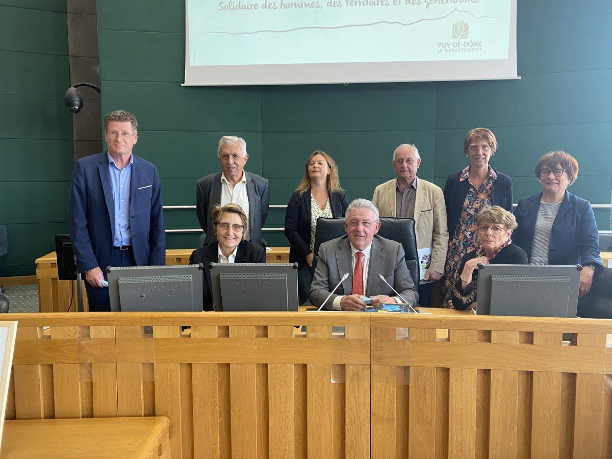 Département   Jean-Yves Gouttebel tire sa révérence